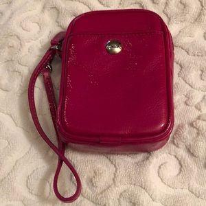 NWOT Small Coach camera case